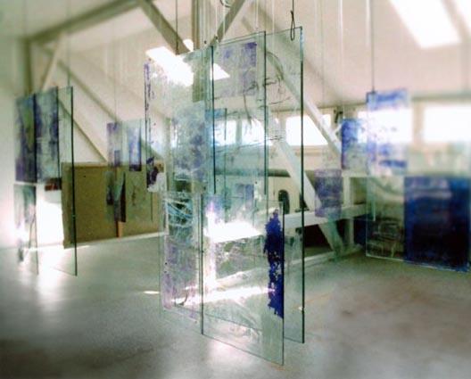 Claudia-Vitari-Melancholie-Installation.Photography-and-silkscreening-on-glass-2002.jpg