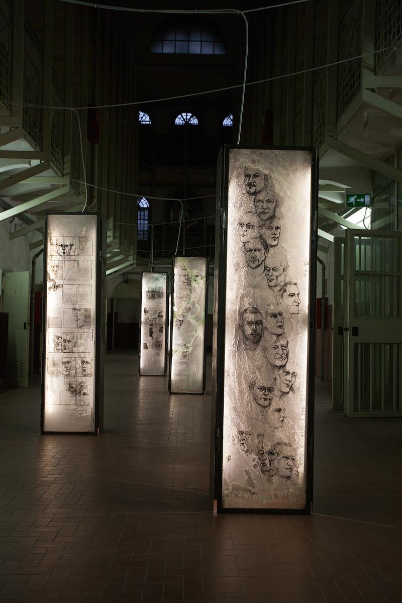 C.Vitari-Percorsogalera-Installation-at-Museo-del-Carcere-Le-Nuove-2012.jpg