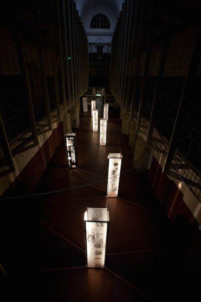 Claudia-Vitari-PERCORSOGALERAinstallation-at-Museo-del-Carcere-Le-Nuove-2012.jpg